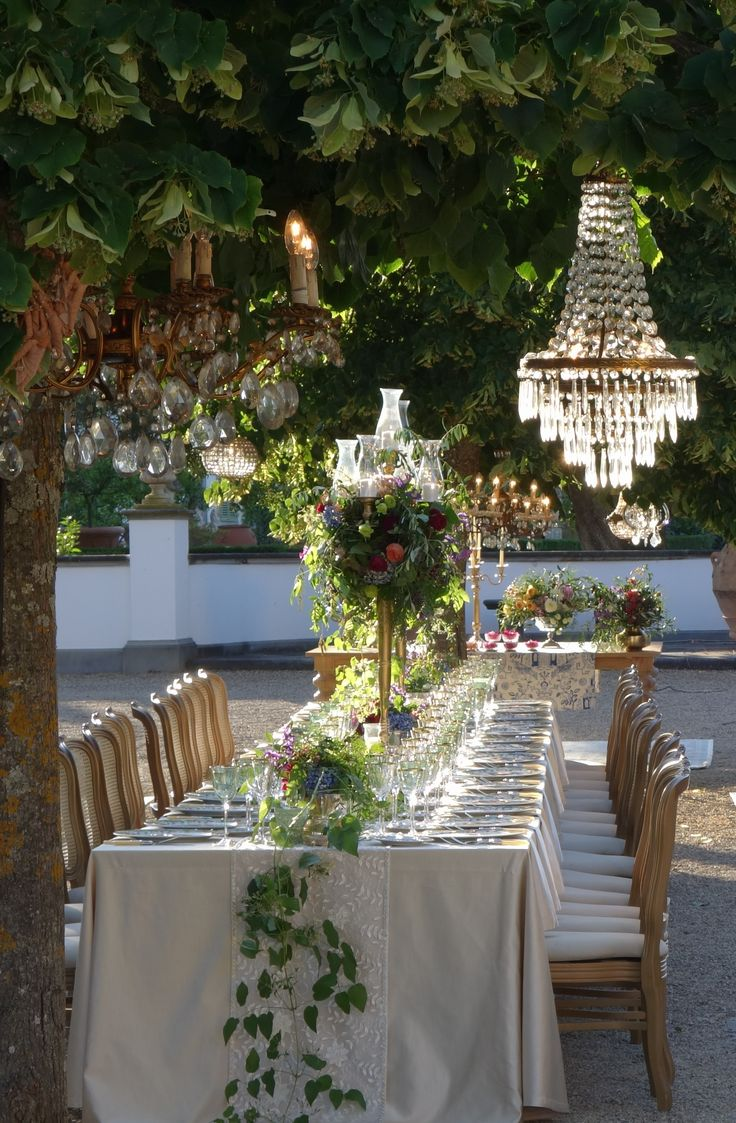 Special Tuscan Wedding