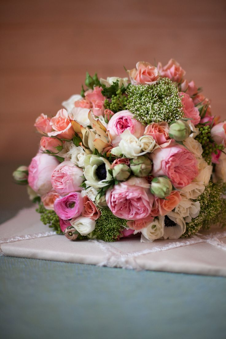 Bouquet created by Kaleb Norman James Design. Photography by Ali Mae Photo