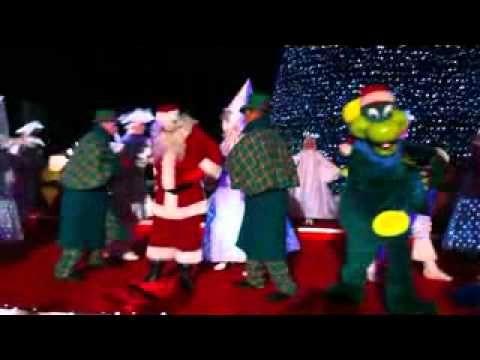 Inaugurazione Albero di Natale Gardaland