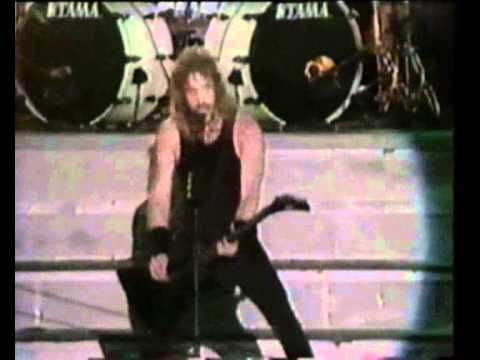 Metallica - Live - Moscow - 1991 [Full Concert] (Tushino Airfield)
