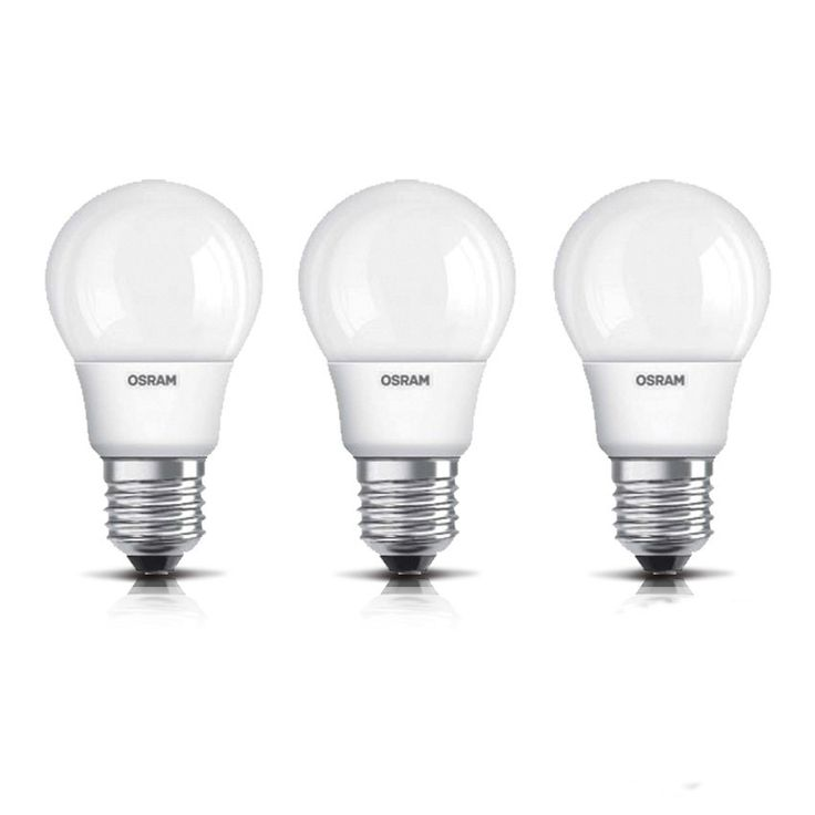 Jual 3 Lampu Bohlam LED OSRAM 14W / 865 Cool Day Light (Putih).  Harga untuk 3 lampu.  http://lampu.com/flash-sale-/1228-jual-3-lampu-bohlam-led-osram-14w-827-warm-white.html  #lampuled #bohlam #osram