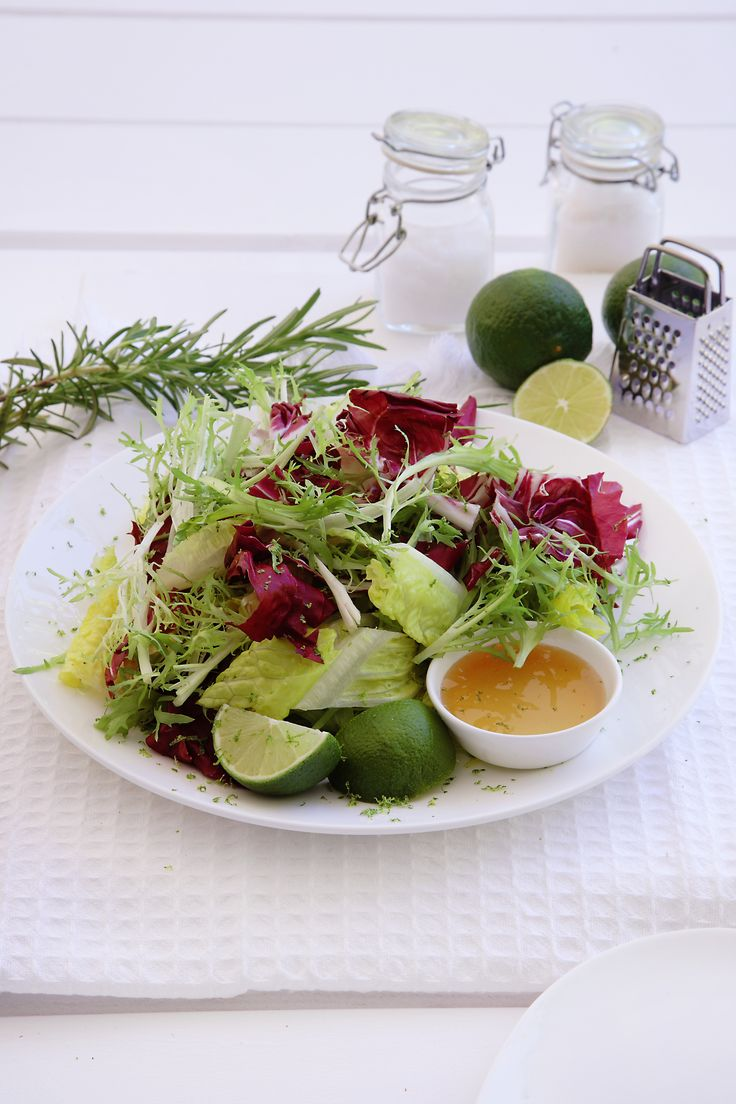 Lime and Honey Salad http://www.instyle.gr/recipe/salata-laim-ke-meli/