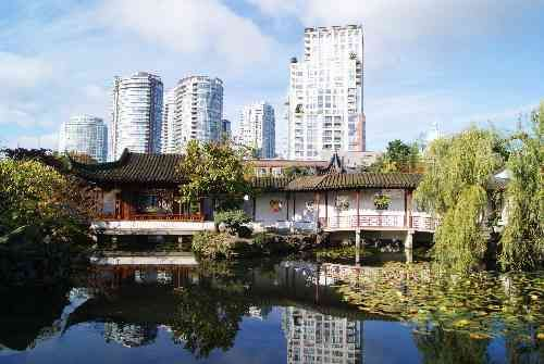 Dr. Sun Yat-Sen Classical Chinese Garden in Vancouver