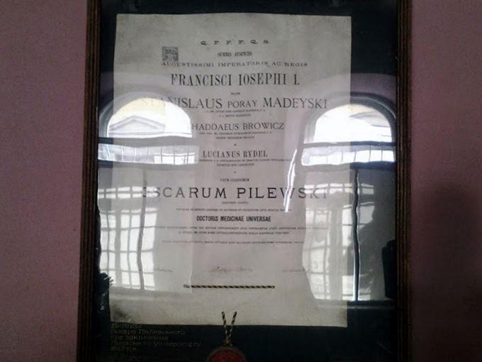 Pharmacy Museum, Lviv, Ukraine   #colorsoflviv #aiesec #lviv
