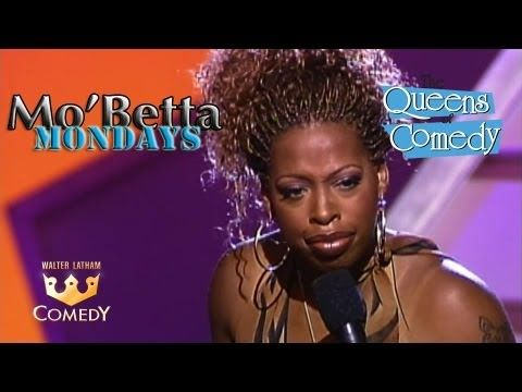 """Adele Givens """"Filthy Mouth"""" """"Queens of Comedy""""Adele Givens- My grandma said most people don't wash the...they suck!! Queens of Comedy"""