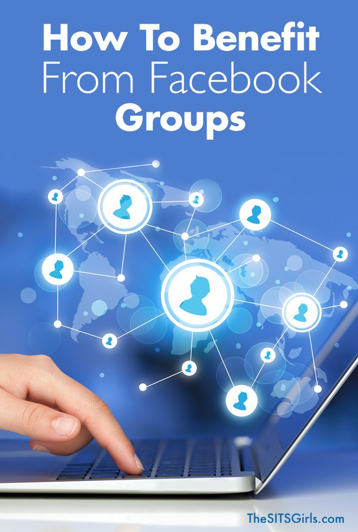 Facebook groups are great for networking and connecting with other people who share your interests. Learn how you can benefit from these groups (plus a list of great Facebook groups for bloggers).