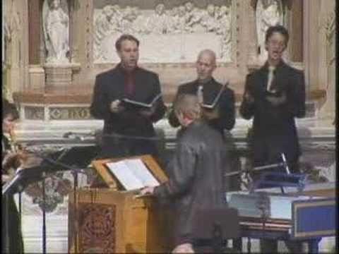 Marc-Antoine Charpentier :: Magnificat for 3 Voices