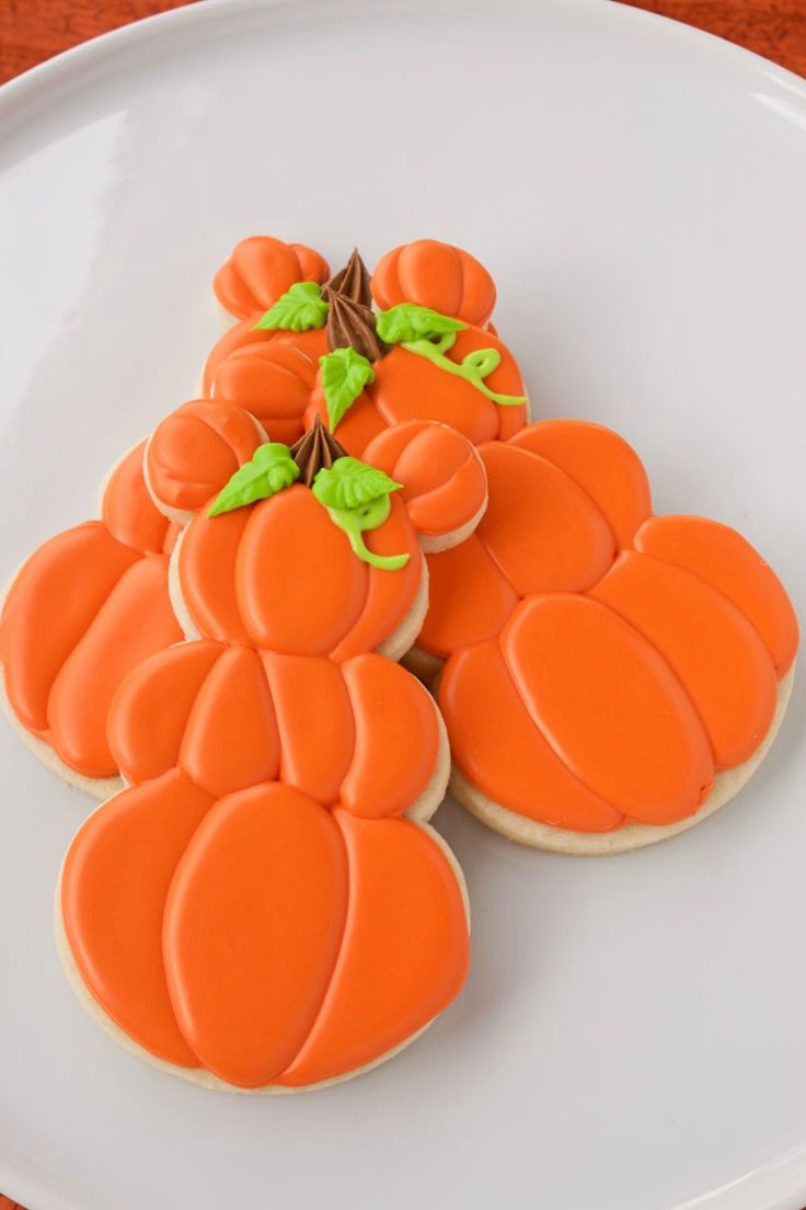 National Pumpkin Day the Disney Way - Mickey Mouse pumpkin cookies.  For crafts, recipes & ideas, see http://www.babble.com/home/disney-pumpkin-crafts-and-recipes/