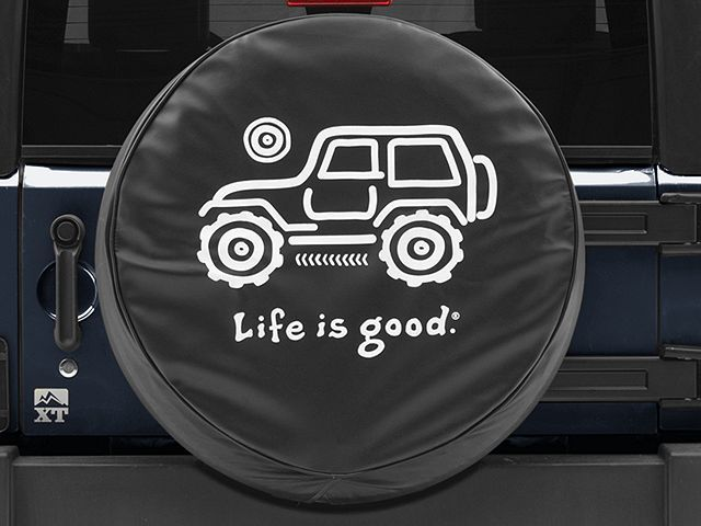 Life Is Good Native Off Road Spare Tire Cover 87 20 Jeep Wrangler