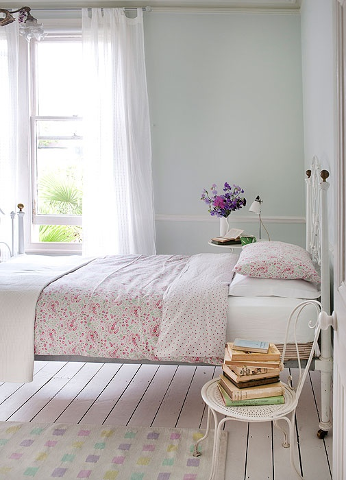 Bright, light and airy #light #bright #bedroom