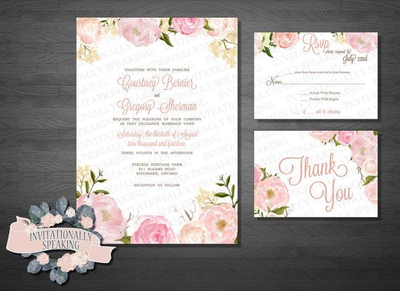 94 best wedding invitations save the dates images on pinterest