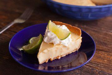 Baked Margarita Pie