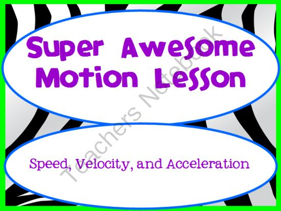motion super pack speed velocity and acceleration from klarenays shop on. Black Bedroom Furniture Sets. Home Design Ideas