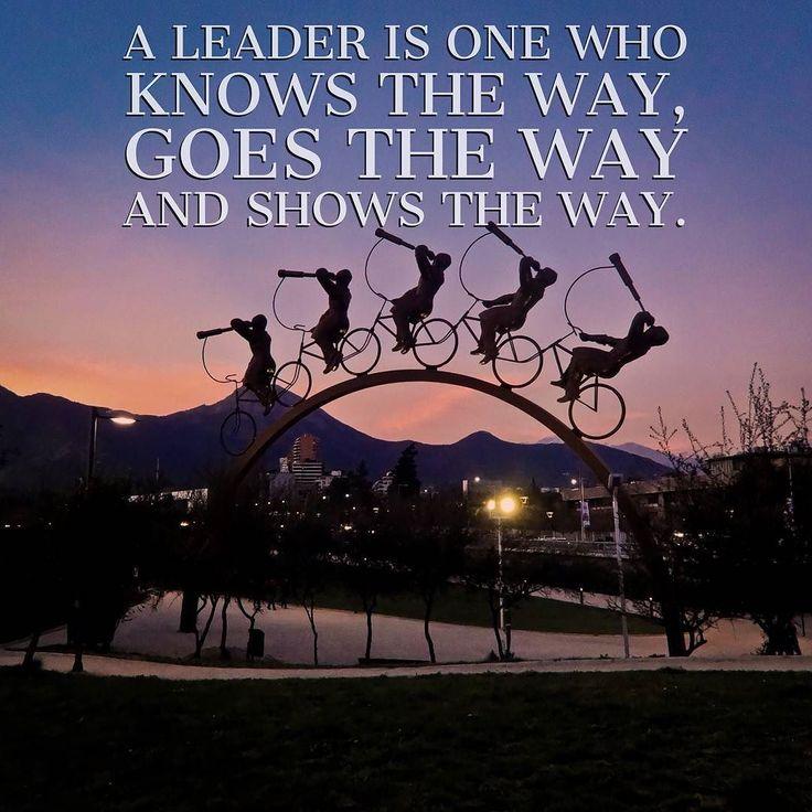 Leadership      #InstaChile #instasantiago #chilegram #instastgo #lifestyle #city #Inspiration #quote #goals #winner #mentor #leadership #photooftheday #picoftheday #business #buildingmybrand #buildingmyempire