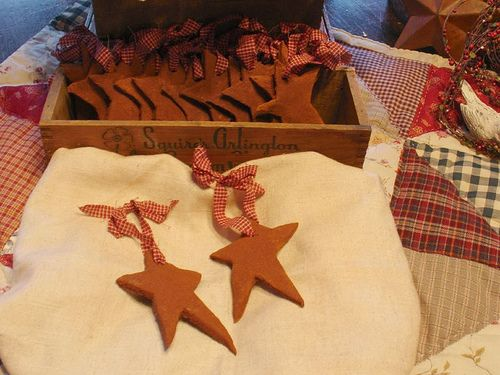 I made cinnamon applesauce ornaments with my kids when they were tiny.  Now that all three are grown, one-by-one the ornaments come out of storage broken.  It is time to make another batch, perhaps this year when they are all home for the holidays!
