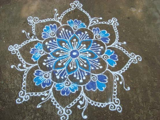 # 25 Kolam Designs and Images You Must Check Right Now