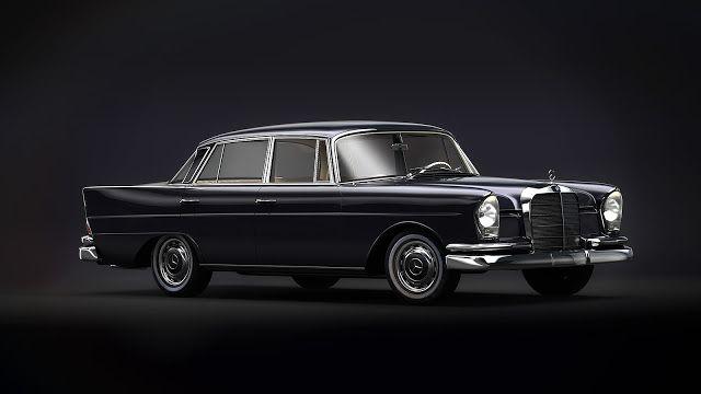 Mercedes-Benz W111 Sedan (1959)