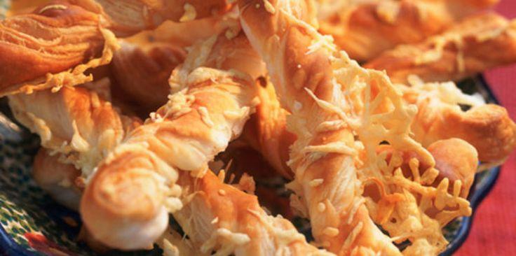 Allumettes au fromage