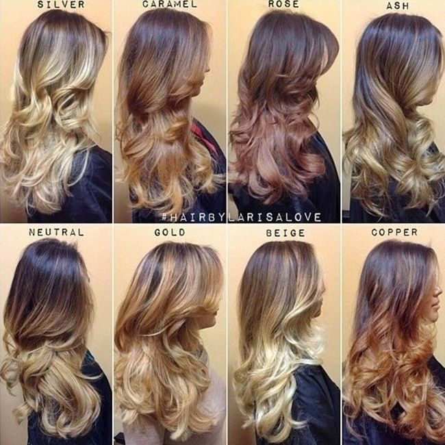 Haare Schneiden und Farben 2015