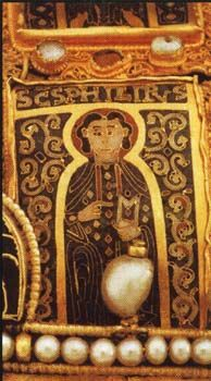 """Fülöp a másik szkíta apostol alias """"a ló kedvelő """" Ő is kereszt szemes (IGE)"""