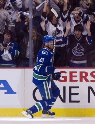 On Feb.15th 2013 Henrik Sedin became the #Canucks all-time points leader by posting his 757th career point[surpassing former Captain Markus Naslund's record of 756 points] #CongratsHank #33   http://www.nucksaid.wordpress.com/2013/02/18/thank-you-very-much-33/