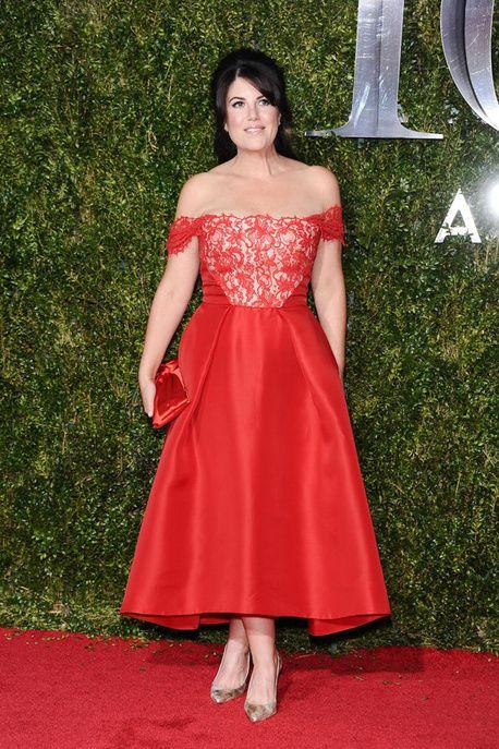 Monica Lewinsky aux Tony Awards 2015
