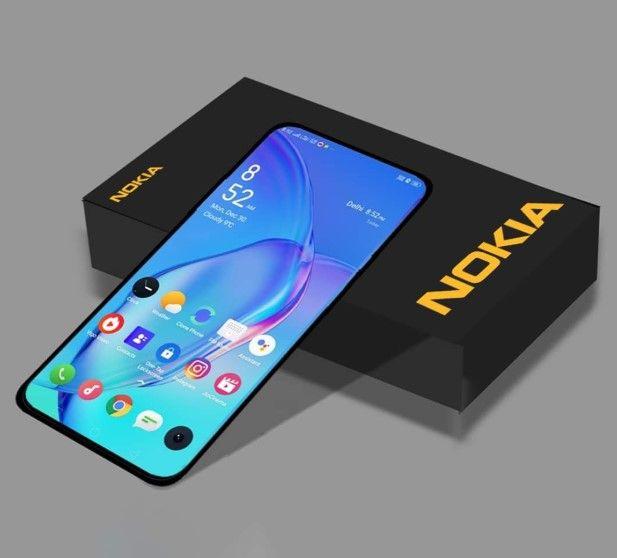 Nokia A Edge Pro 2020 12gb Ram Quad Camera 64 16 8 2 Mp And 7500mah Battery Welcome To Nokia A Edge Pro Nokia New Technology Gadgets Concept Phones
