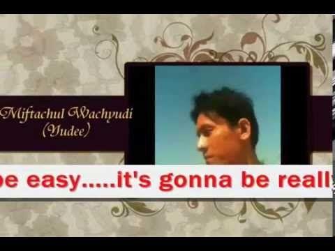 YOU AND ME EVERYDAY MY DEAR - MIFTACHUL WACHYUDI (YUDEE)