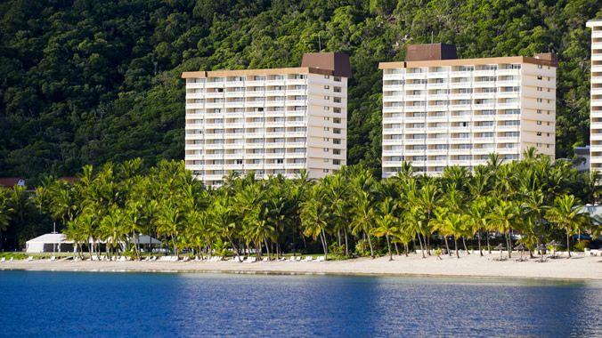 Whitsunday Holiday Apartments on Hamilton Island