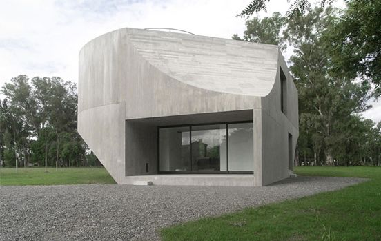 View House by Johnston Marklee