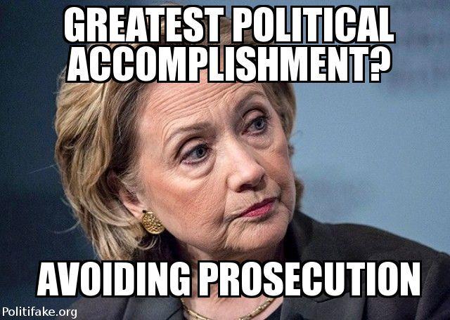 Hillary Clinton's greatest Political Accomplishment  TOTUS