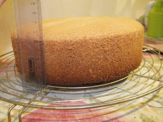 Моя новая радость ))) Ванильный бисквит на кипятке: 4 яйца 180 грамм сахара 170 грамм муки масло растительное 3 ст. ложки кипяток 3 ст. ложки 1 ч. ложка разрыхлитель ванильный сахар