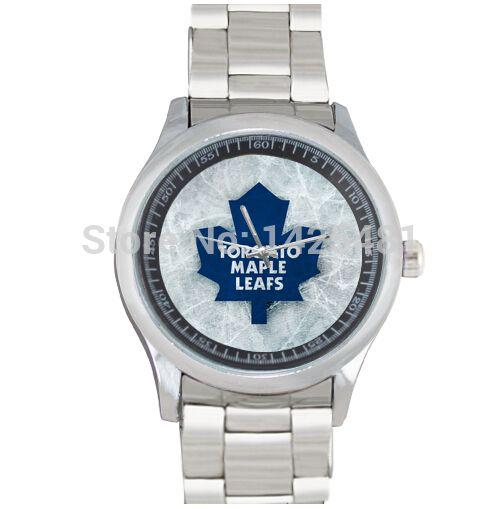 Дешевое Торонто мэйпл лифс ( U4982258 ) мужчины из нержавеющей стали свободного покроя женщины спорт наручные часы бесплатная доставка подарок, Купить Качество   непосредственно из китайских фирмах-поставщиках:        Средний Индивидуальные часы Высокое качество.                 Эти часы более чем способ.                 Настраив