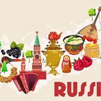 Cultuur aan Tafel: Russische avond at Eva Centrum, Ekeren