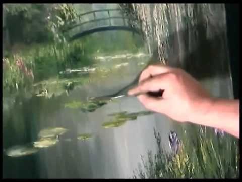 Video-Lektion Igor Sacharow. Überwachsen Teich - YouTube