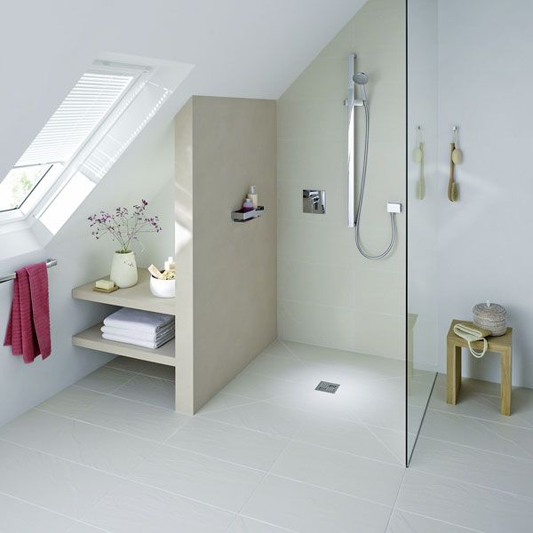 17 best ideas about badezimmer mit schräge on pinterest | ensuite, Badezimmer