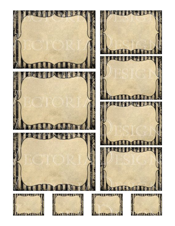 Best  Blank Labels Ideas On   Free Printable Labels