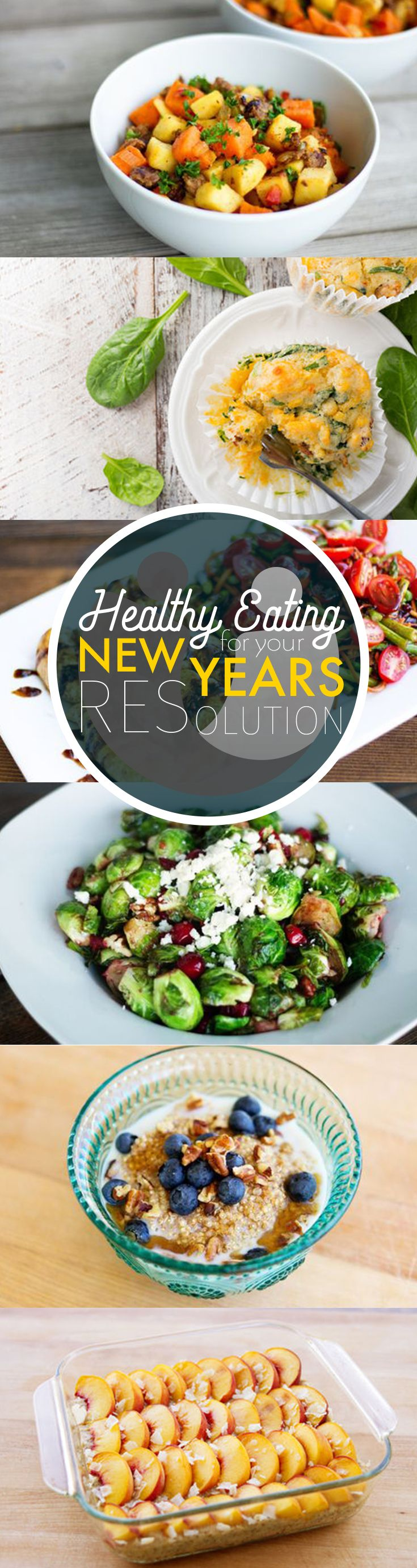 Resolve to eat right in the New Year so you can feel your best! Getting started is easy—and delicious—with this special collection of healthy, diabetes-friendly recipes. See mouthwatering meals, snacks, and treats!
