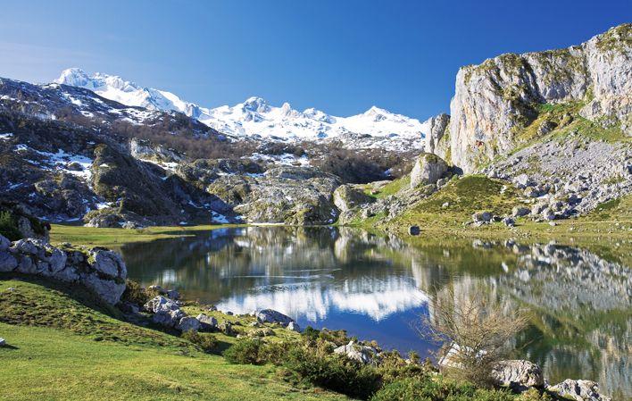 Parque Nacional de Los Picos de Europa (Asturias, Cantabria y León) España