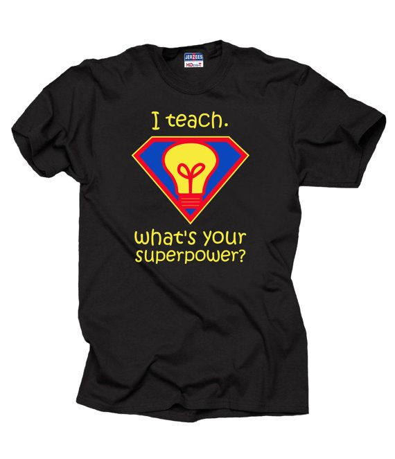 Teacher T-shirt  Gift for Teacher t-shirt School Tee shirt Teacher's Day Gift