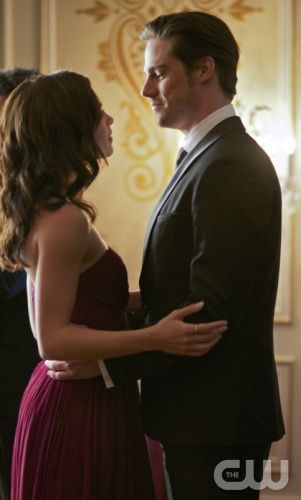 """""""Bridesmaid Up!"""" -- Pictured (L-R): Kristin Kreuk as Catherine Candler and Jay Ryan as Vincent Keller -- Photo: Sven Frenzel/The CW — Image Number: BB108b_0199.jpg -- © 2012 The CW Network, LLC. All rights reserved.  My favorite part!"""