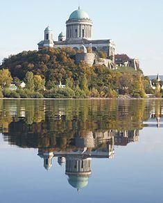Ostrihom bazilika.JPG Esztergom, Bazilika Magyarország