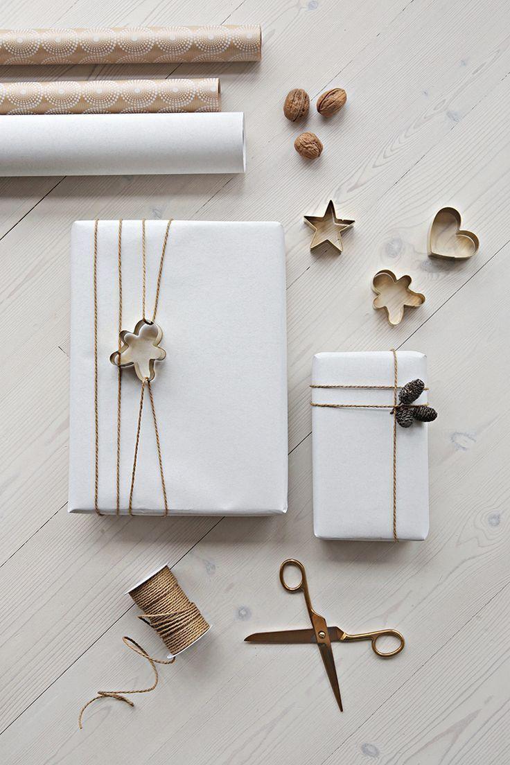 Haben Sie mit Ihrer Weihnachtsgeschenkbox angefangen? Ich habe ein paar verpackt
