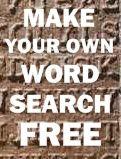 RtI enrichment  Make Your Own Word Search Free