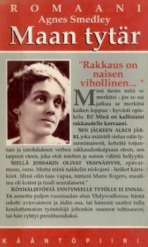 Maan tytär   Kirjasampo.fi - kirjallisuuden kotisivu