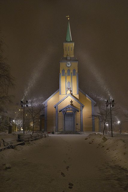 Tromso Norway  city photos : Tromso, Norway. Photo by...Peter Spencer.