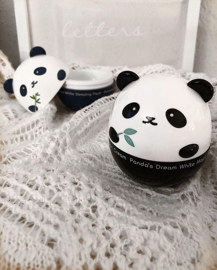 TONY MOLY 🐼 Panda's Cream White Magic Cream 🇺🇸 $16.00 🇨🇭 19.95 CHF 🇩🇪 €12.95