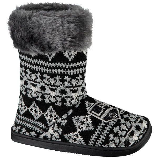 Los Angeles Kings Women's Aztec Boots - $26.99