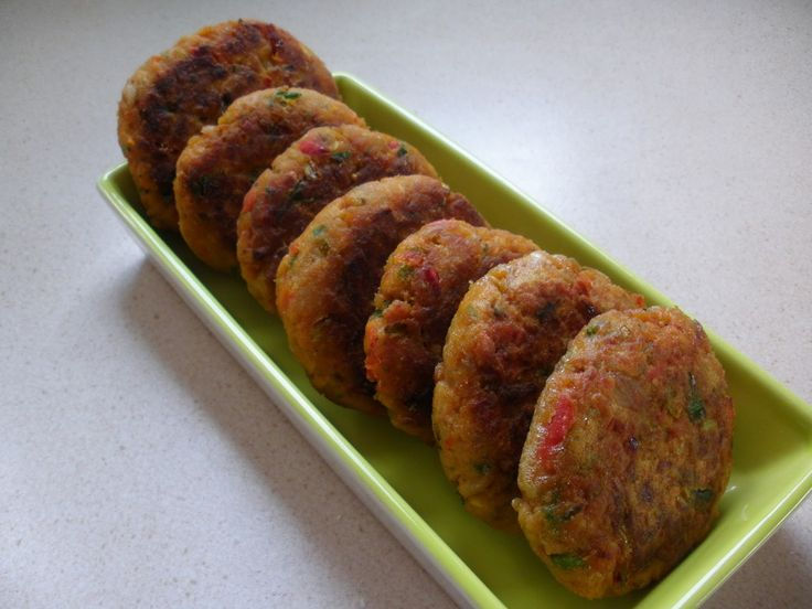 Τονοκεφτέδες -Μοναστηριακή συνταγή