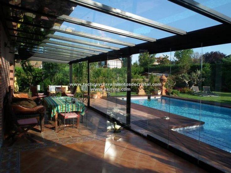17 mejores ideas sobre techo de vidrio en pinterest extensiones de cocina - Techos de vidrio para terrazas ...